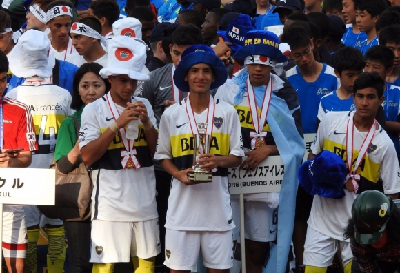 Boca-Tokio-Campeon